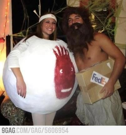 Best couple costume, thats freaking awesome!!