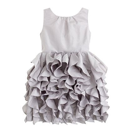 Sweet little flower girl dress - jcrew