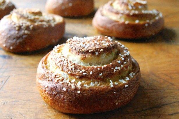 Pretzel dough 9 ways