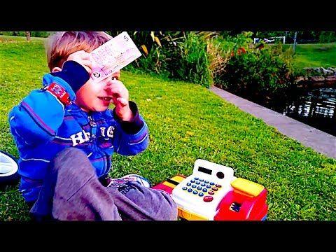 Деньги и кассовый аппарат // Пробиваем видео-камеру