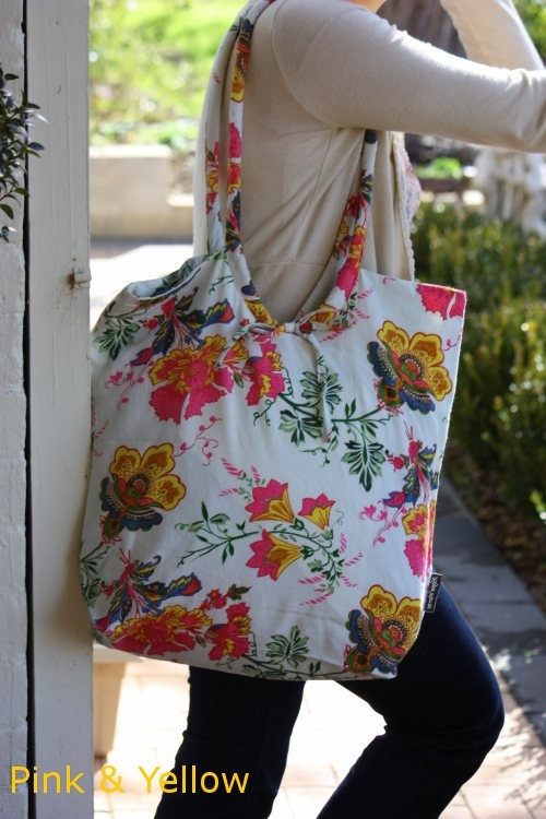 Spring Fair Bag - perfect for the beach or markets!