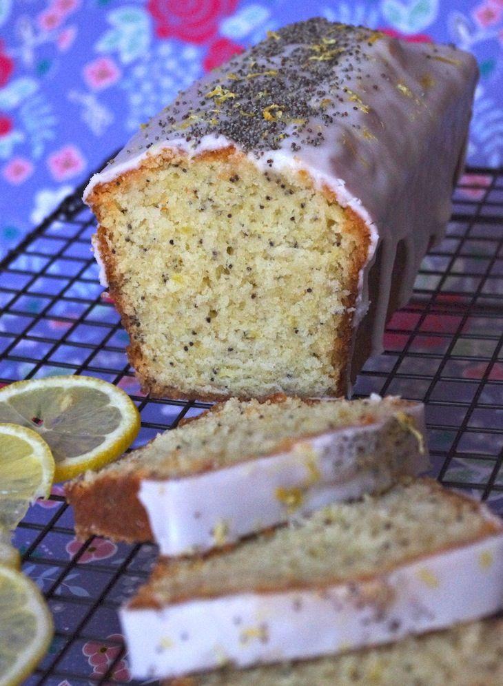 cake citron pavot, a la francaise !