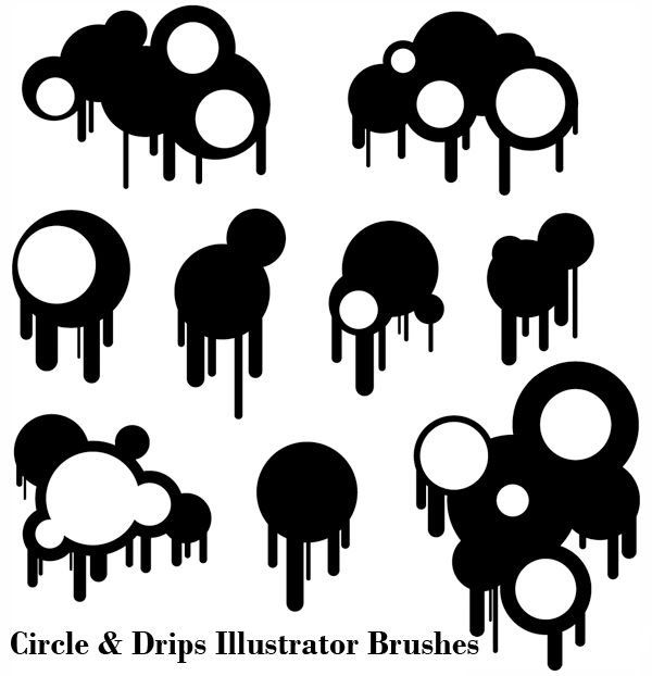 how to make quarter circles illustrator