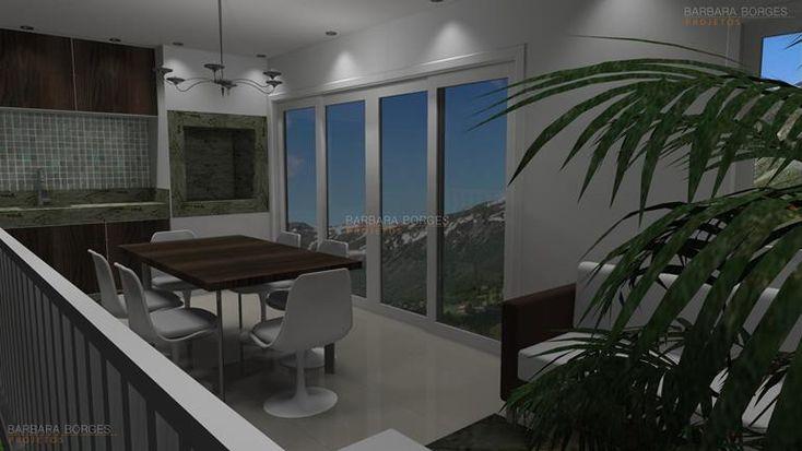 projeto banheiro Casa piscina