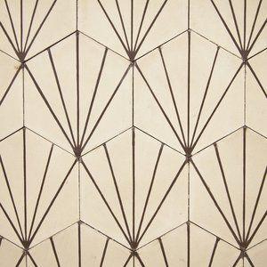 beautiful art deco tiles