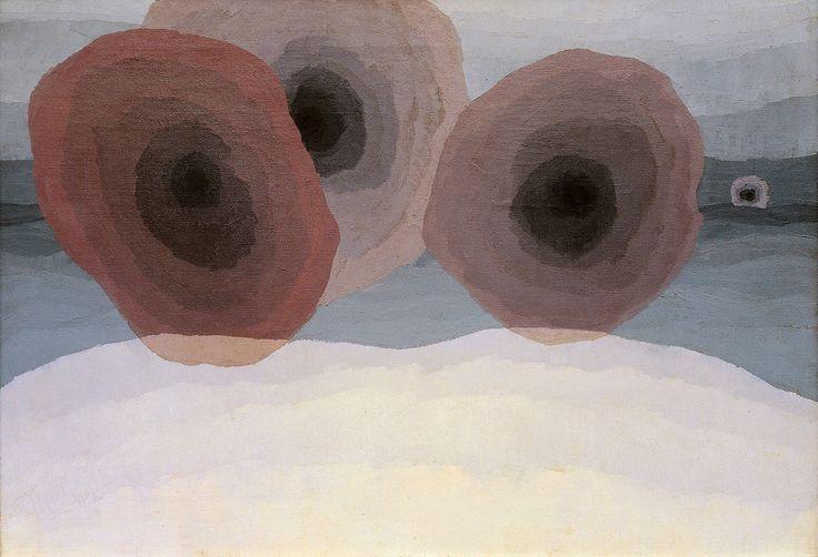 Arthur Dove, Fog Horns, 1929