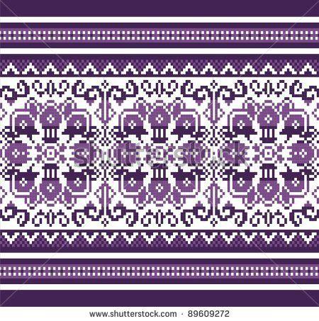 151 best Knitting: scandinavian patterns images on Pinterest ...