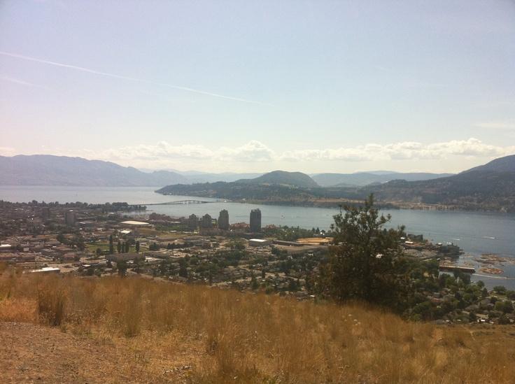 Knox Mountain Views