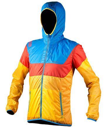 La Sportiva - Herren Bergsportjacke / Windjacke Scirocco Jacket #hiking #nature #freedom