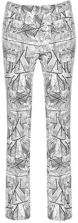 NONI B Print Jean Style Pant $79.95 AUD  Fly front print pants with 2 front pockets Cotton/Elastane  Item Code: 047189