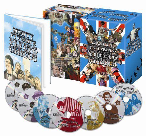 """「空飛ぶモンティ・パイソン」""""日本語吹替復活""""DVD BOX DVD ~ エリック・アイドル(広川太一郎), http://www.amazon.co.jp/dp/B000X431A4/ref=cm_sw_r_pi_dp_VNeorb16HC7V3"""