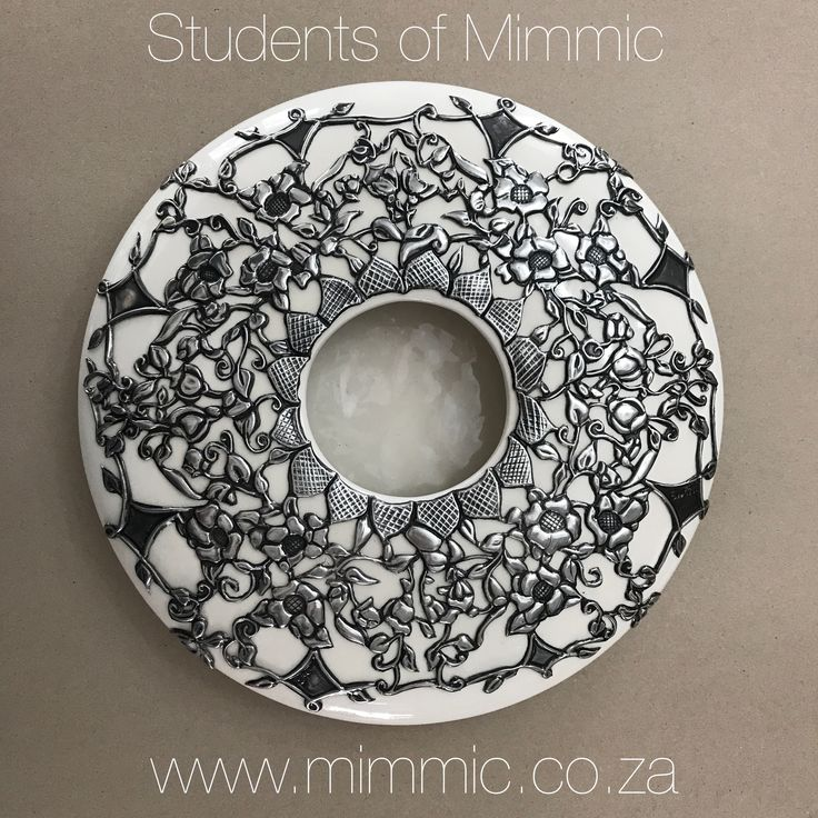 Beautiful cut out work in pewter done by Esther from our Thursday class. Follow us on Facebook at www.fb.com/mimmicgalleryandstudio or shop online at www.mimmic.co.za