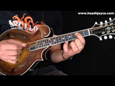 Major Pentatonic Scale (Movable): Mandolin Lesson - Part 1 - YouTube