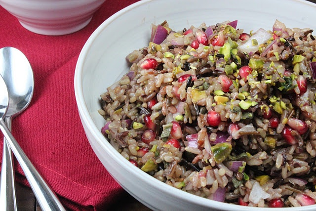 Wild Rice Pilaf | Food & Recipes | Pinterest | Wild rice, Rice ...