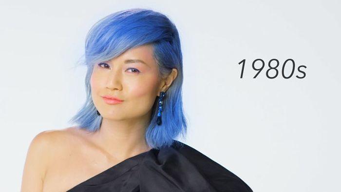 Окрашивание: самые модные цвета за последние 100 лет. Allure снял ролик про самые популярные цвета волос за последние 100 лет. Как, наверное, не трудно догадаться, начиналось все довольно скромно, и только ближе к 2000-м окрашивание стало настоящим раем для любителей проявить оригинальность.  Но это не самое интересное: раньше я не задумывалась, как менялась мода, и кто на ее влиял. А это действительно очень интересно. Посмотрим? #окрашивание, #модныецвета, #цветволос, #мода, #история…