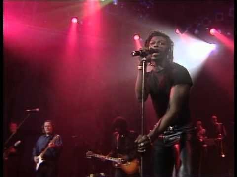 "David Gilmour and Seal cover ""Hey Joe"" (original by Jimi Hendrix)"