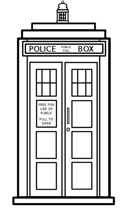 Line Drawing Of A Doctor : Best tardis drawing ideas on pinterest doctor who