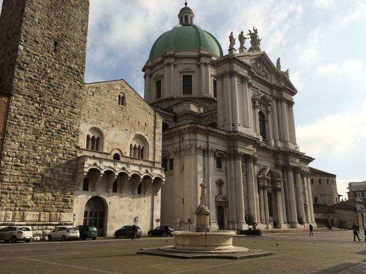 Duomo nuovo, Piazza Paolo VI, Brescia