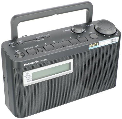 Radio-Panasonic-RF-U300EG-K