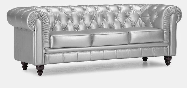 chesterfield sofa: leather chesterfield sofa