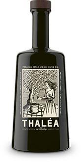 Thalea Extra Virgin Olive Oil from Greece. Selected by www.soilandsun.co.uk