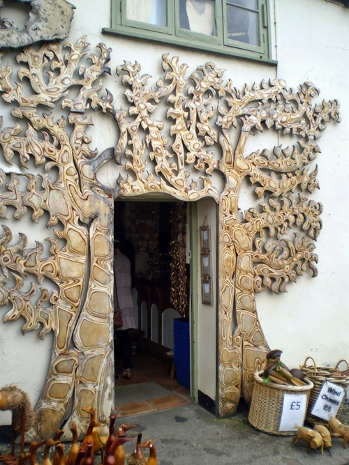 'Wild Wood' in Bude, Cornwall. England. Gorgeous shop.