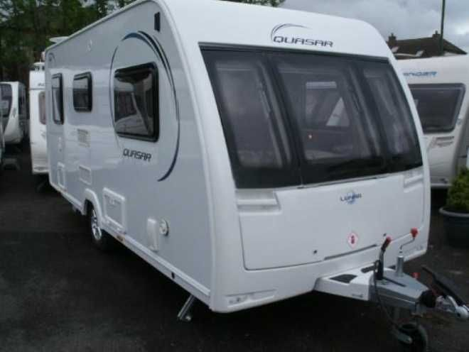 Lunar Quasar 462, 2 berth, (2014) Touring caravan for sale 15,890