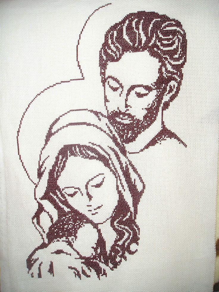 Josef,Marie,Ježíšek-E.Hladíková