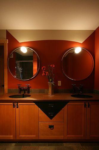 Bathroom Interior #owl #bathroom #interior