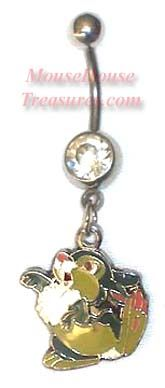 Thumper Belly Ring