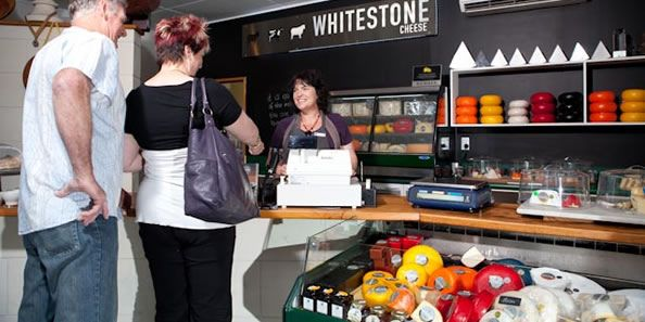 oday, top New Zealand cheesemaker Whitestone produces 23 different cheeses and won 23 top New Zealand awards in 2010.