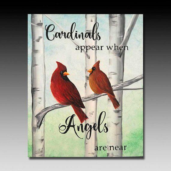 cardinal bird i cross my heart satin