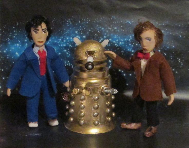 The 10th, Dalek and the 11th