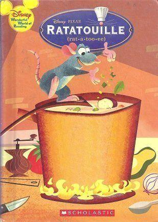 Disney-Pixar Ratatouille (Disney's Wonderful World of Reading) by Disney/Pixar http://www.amazon.com/dp/0439024153/ref=cm_sw_r_pi_dp_cGhZtb0AWPTPCH9G
