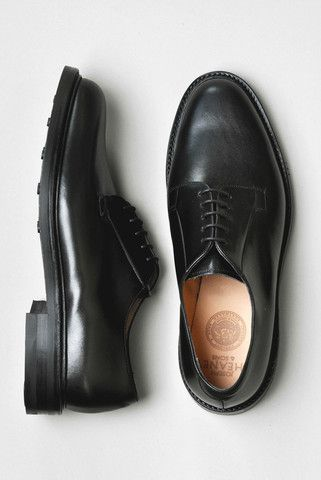 "JOSEPH CHEANEY - ""Deal"" Derby in Black"