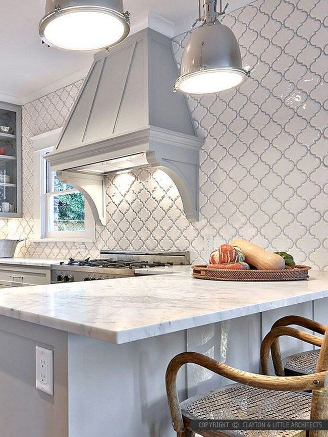 38 Beautiful Kitchen Backsplash Ideas On A Budget - Home Bestiest
