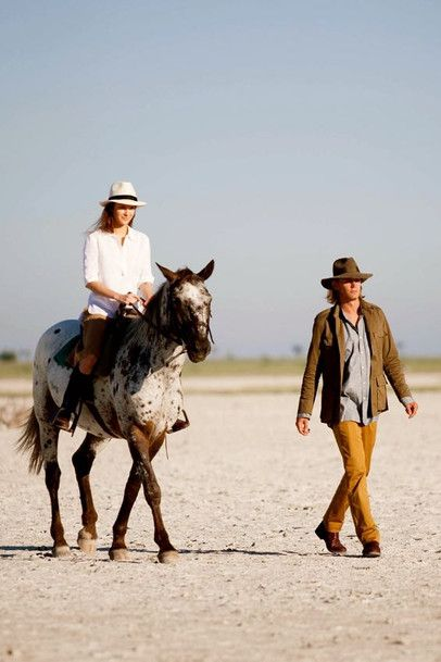 Hickman & Bousfield. Safari Outfitters
