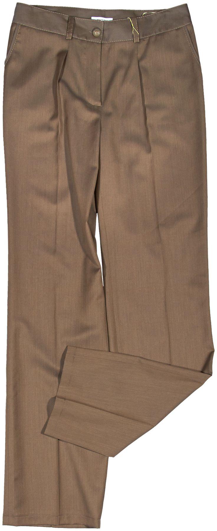 Серо-зеленые свободные брюки, Bogdanov