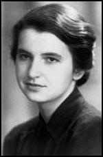 The British scientist Rosalind Franklin, whose pioneering research helped lay the groundwork for the modern study and understanding of genetics, was known for her sociability and sense of fun, even as her independent thinking and unusual approaches meant that some of her most critical scientific work was done in isolation.Happy Birthday, Crick, Male Colleagues, Rosalind Franklin, Double Helix, James Watson, Dr. Who, People, Dna Double