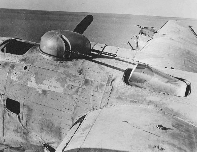 "B-24D Liberator ""Lady Be Good"" Crash Photos 1960 Showing Top Turret &"