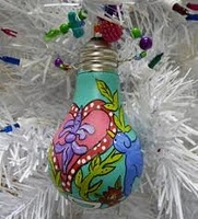 Brill use for blown bulbs: Recycled Xmas, Diy Ornaments, Lightbulbs Ornaments, Xmas Ornaments, Lights Bulbs, Christmas Ornaments, Ornaments Crafts, Christmas Ideas, Christmas Trees Ornaments