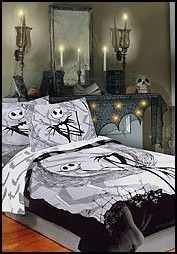32 best nightmare before christmas images on pinterest for Emo bedroom furniture