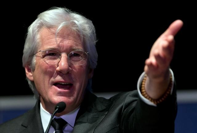 """Richard Gere and the Gerbil, a Moral Tale: Several years ago, """"they"""" say, actor Richard Gere was admitted into the emergency room of a Los Angeles hospital with a foreign object lodged in his rectum."""