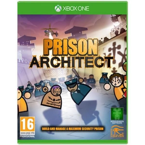 Prison Architect Xbox One Game | http://gamesactions.com shares #new #latest #videogames #games for #pc #psp #ps3 #wii #xbox #nintendo #3ds