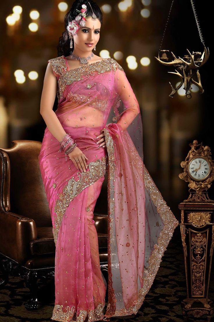 Indian Saree .Embroidered saree, Indian Parties saree Collection only at shadesandyou.com  #PartyWearSarees #WeddingSaree #BuySaree #BuyDesignerSaree #OnlineFashionStore