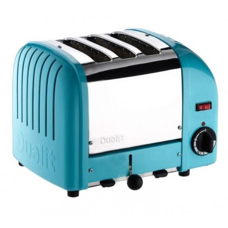 Dualit   Vario 3-Slice Toaster in Blue   Homeware   5rooms.com