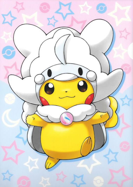 pikachu-mega altaria