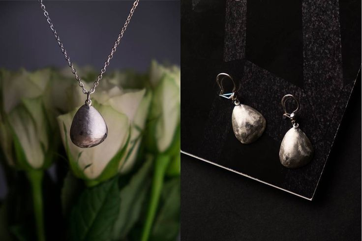 Aurora jewelry series has ceramic and silver elements. You can combine unique sets from different kind of necklace earrings and bracelets. And for each ceramic part you can add perfume. #silver #unique #yours #style #fashion #accessories #inspiration #fashion #instastyle #instajewelry #earrings #necklace #korvakorut #kaulakoru #design #trends