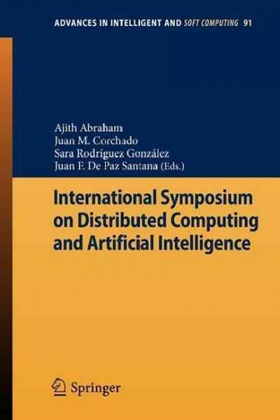 International Symposium on Distributed Computing and Artificial Intelligence