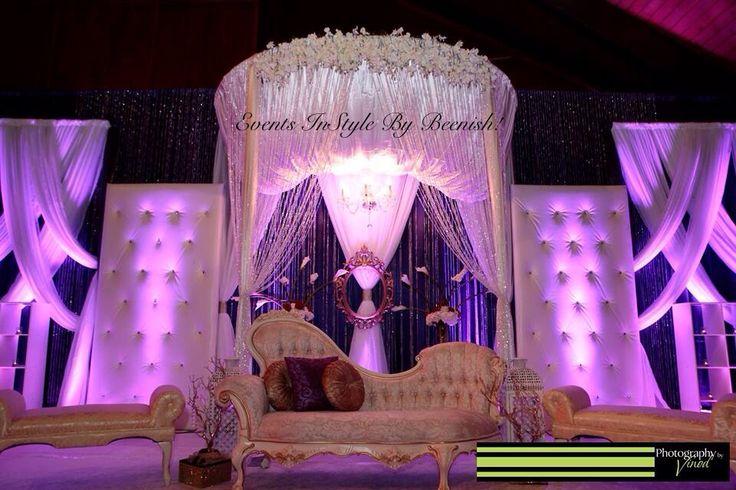 Canopy Modern Contemparory Wedding Stage Wedding